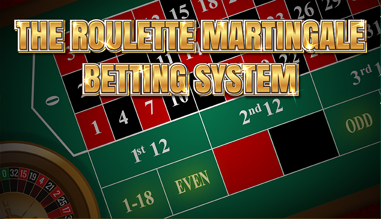 2018 roulette system