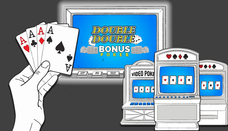 Chase the Ace in Video Poker