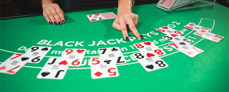 Online Live Blackjack Possible to Count Cards
