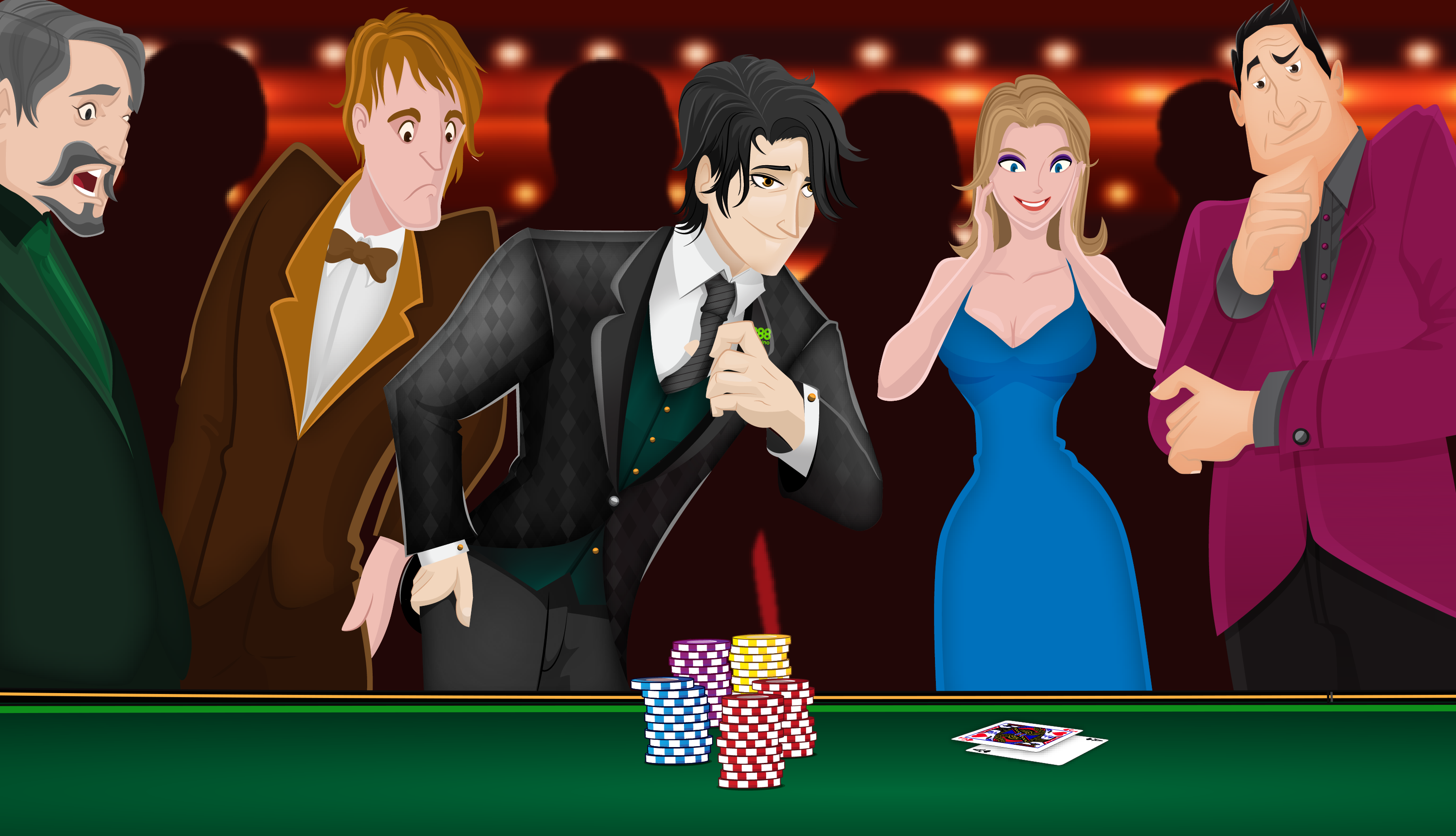 How to beat casino the effects of gambling on money