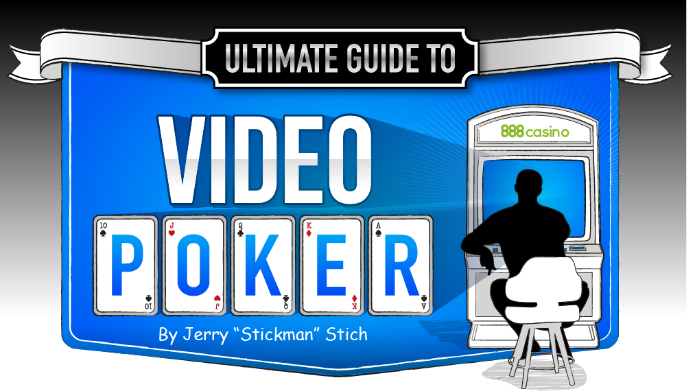 Ultimate video poker strategy crazy mike poker