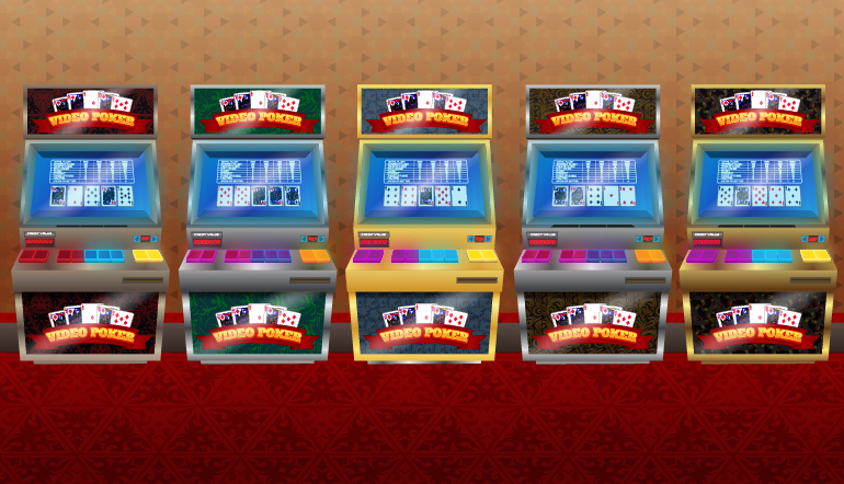 Video Poker Tournament Strategies