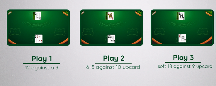 The 3 most misplayed hands in Blackjack