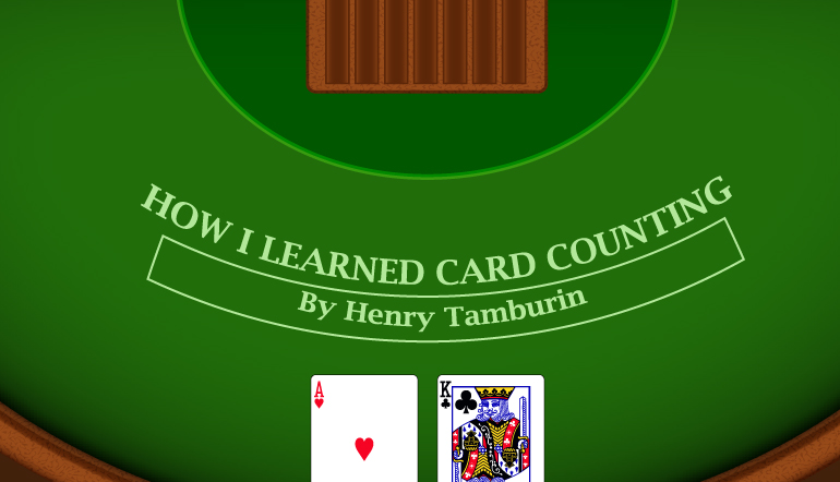 How I Learned Card Counting
