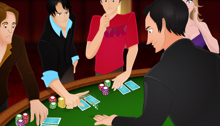 Tipping the dealer poker jackpot casino besancon
