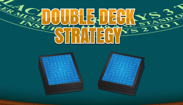 Blackjack Double-Deck game