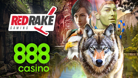 888casino & Red Rake Gaming