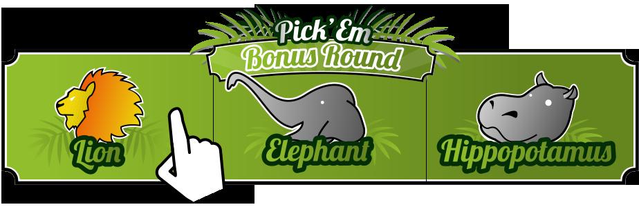 Pick'em Bonus Round-1