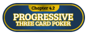 Btn 4.2:Progressive three card poker