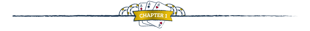 3 Card Poker-Chapter 1