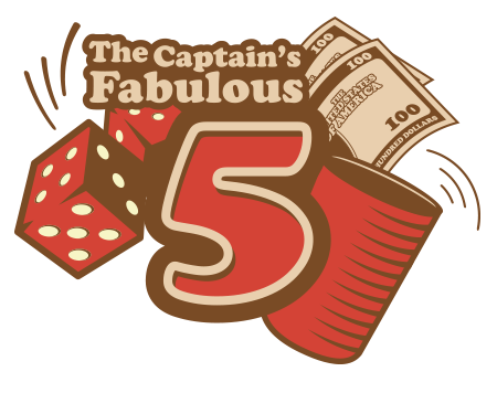 The Captain's fabulous 5