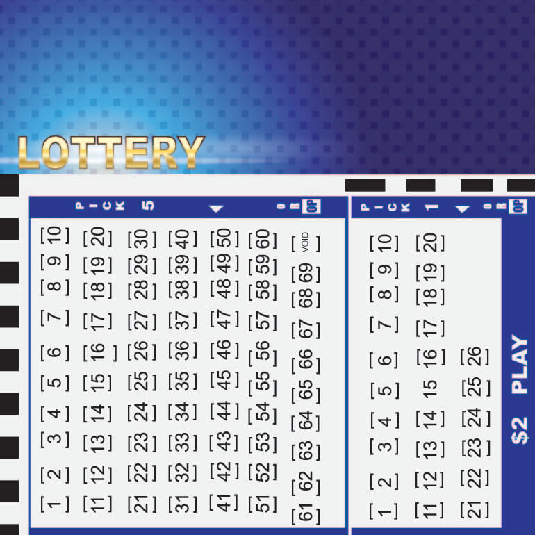 Lottery Form