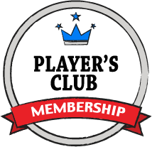PLAYER'S CLUB MEMBERSHIP