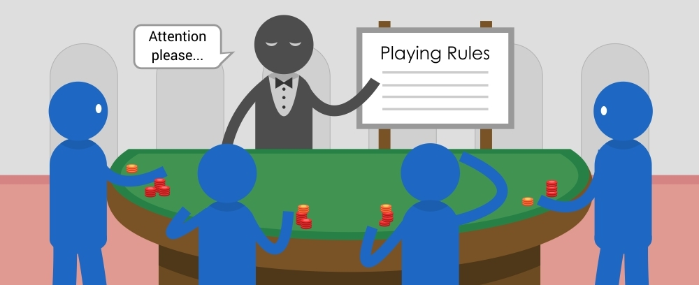 Blackjack Playing rules