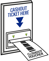 Ticket Printer-Cashout