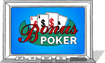 Bonus Poker - Arrives on the scene
