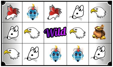 Wild Symbol-Reel