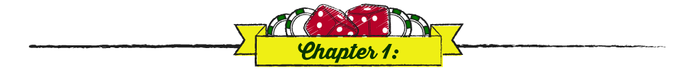 Craps Guide - Chapter 1