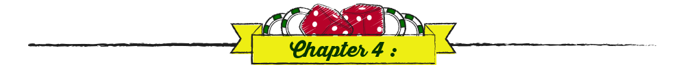 Chapter 4 - Craps Strategies