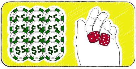 How to Win at Craps - Strategy for Small Bankrolls