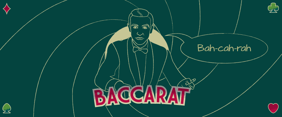 Baccarat James Bond