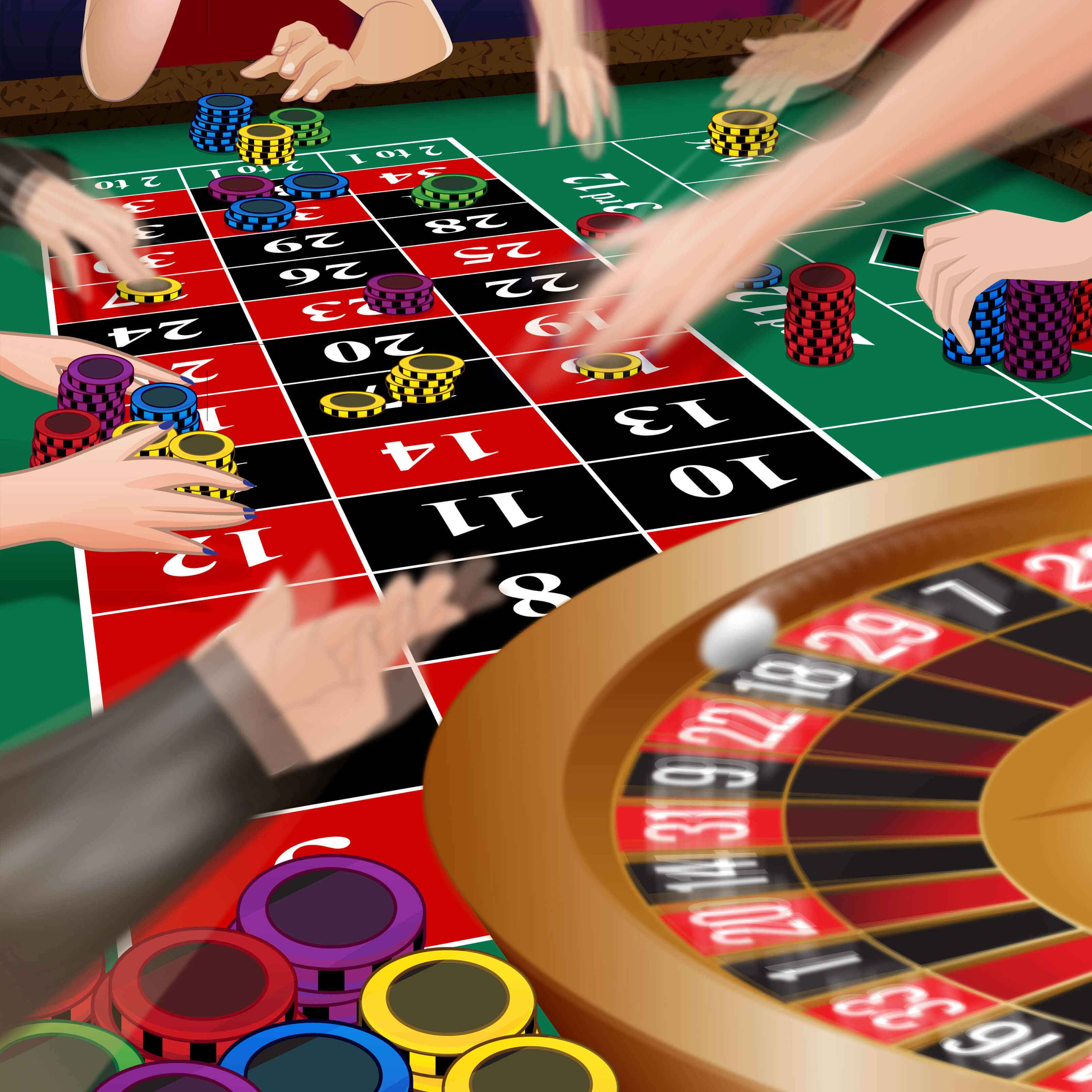 Placing even money bets on baccarat and roulette how to get good at cs go betting for poor