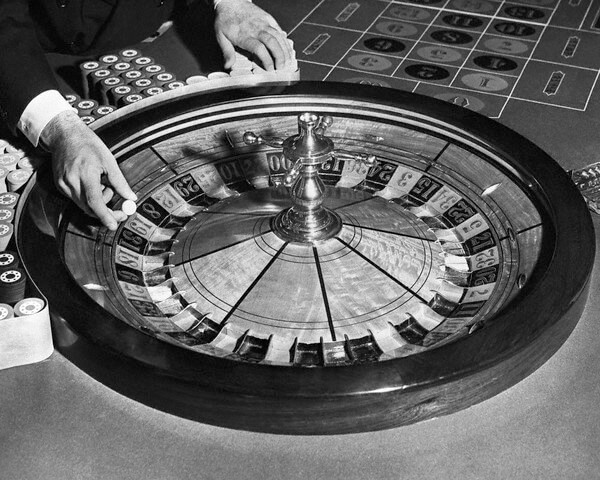 Theoretical Probability Of Winning Roulette