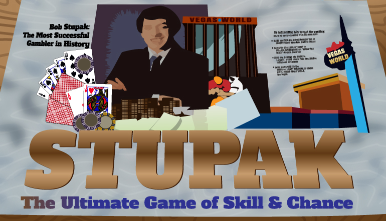"""Stupak: The Ultimate Game of Skill and Chance"" cover"