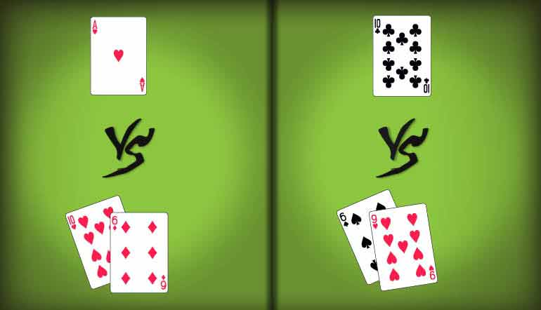 Two situations you need to surrender at blackjack