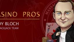Andy Bloch - Casino Pros - MIT Blackjack Team