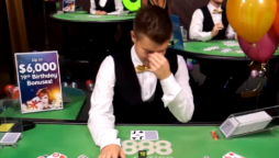 Funny Live Casino moments - Peter Ness