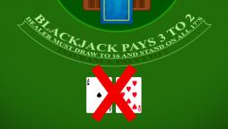 Common Mistakes of Playing Soft 19 in Blackjack