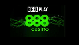 888casino partners with ReelPlay