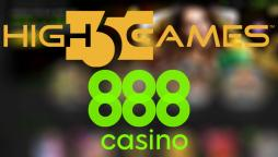High 5 Games pens content agreement with 888 Casino