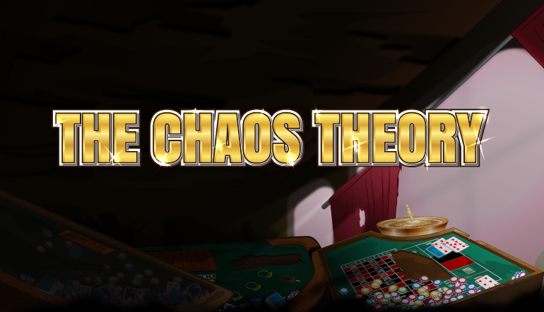 Chaos theory becomes a strategy at roulette & blackjack