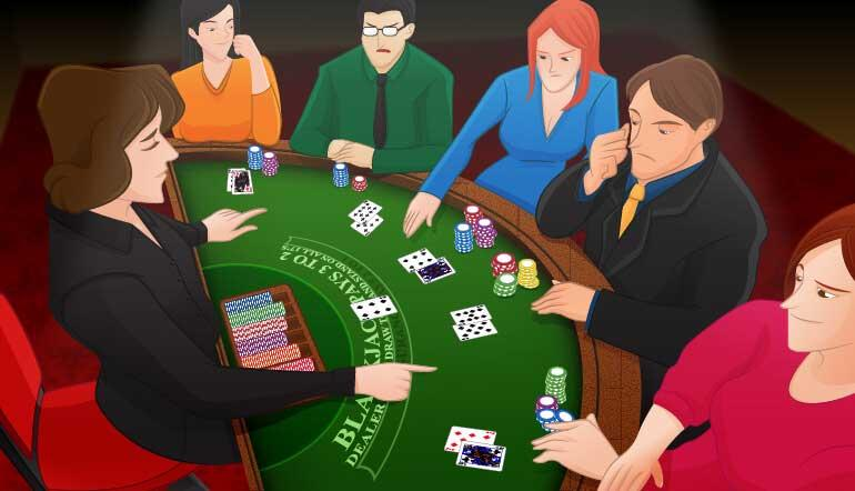 Blackjack Strategy: the 15 best strategies