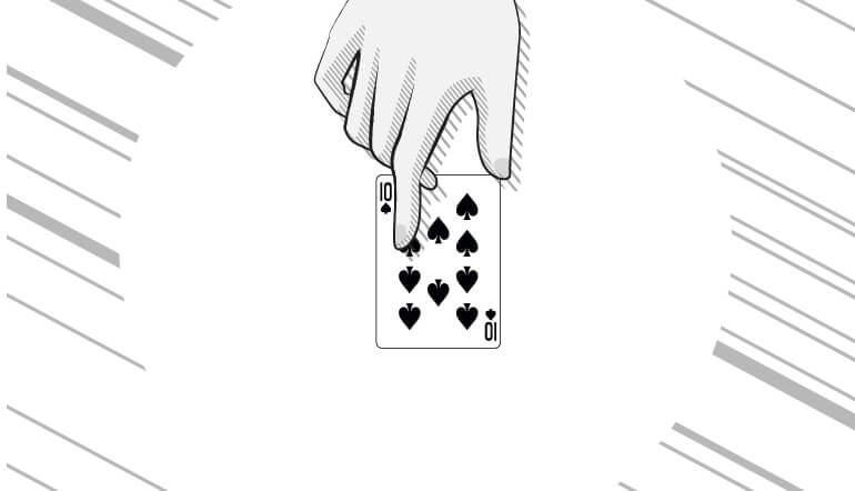 Blackjack Strategy: How to Play Your Hands Against a Dealer's 10 Upcard