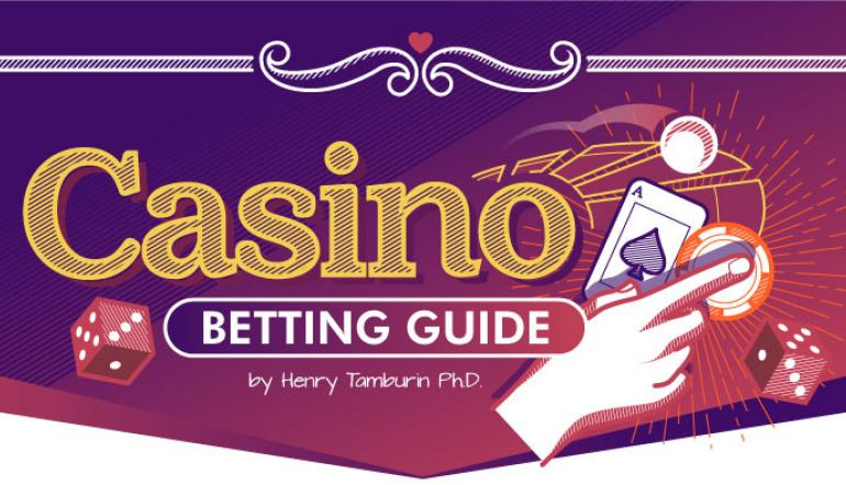 888 Casino - Blackjack Betting Guide